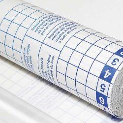 Qual a forma correta de usar papel contact